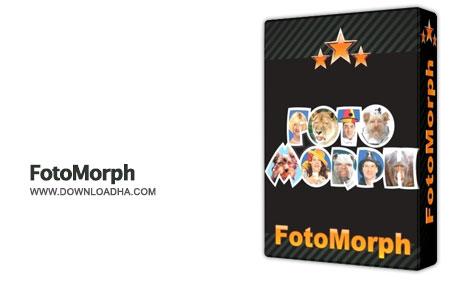 FotoMorph ساخت انیمیشن های تغییر چهره با FotoMorph 13.9.1