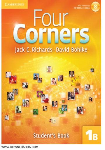Four Corners Complete Series فیلم های آموزش زبان انگلیسی با عنوان Four Corners Complete Series