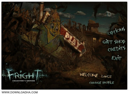 Fright Collectors Edition دانلود بازی فکری وحشت Fright Collectors Edition