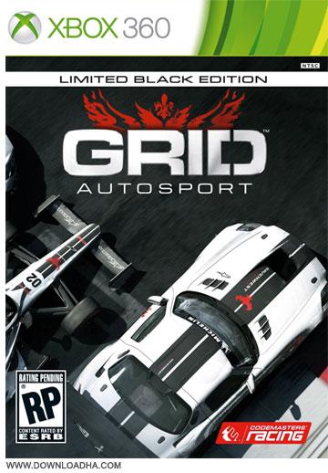 GRID Autosport XboX 360 دانلود بازی GRID Autosport برای XBOX360