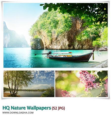 HQ Nature Wallpapers مجموعه 52 والپیپر با کیفیت از طبیعت HQ Nature Wallpapers