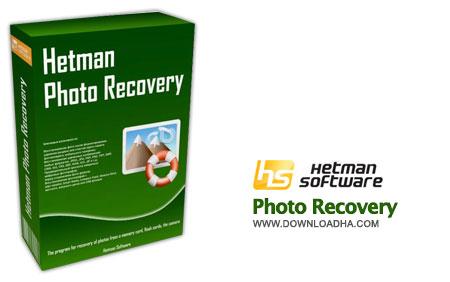 بازیابی آسان عکس های حذف شده با Hetman Photo Recovery v4.0