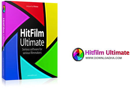Hitfilm Ultimate ویرایش کامل فایل های ویدئویی با Hitfilm Ultimate v2.0.2905.38887 X64