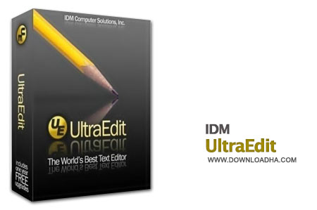 IDM UltraEdit ویرایش حرفه ای فایل های متن با IDM UltraEdit 21.10.1023