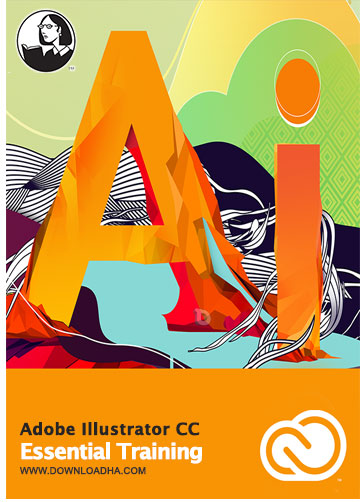 Illustrator CC Essential Training آموزش اصول اساسی ایلوستریتور سی سی Adobe Illustrator CC Essential Training