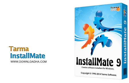 InstallMate ساخت آسان فایل های Setup توسط Tarma InstallMate 9.14.0