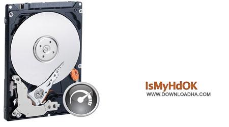 IsMyHdOK تست سرعت هارد دیسک توسط IsMyHdOK v1.04 Portable