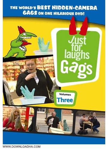 دانلود کلیپ دوربین مخفی های خنده دار Just For Laugh – سری سوم