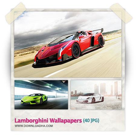 Lamborghini Wallpapers دانلود مجموعه 40 والپیپر از لامبورگینی 2014 Lamborghini Wallpapers