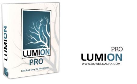 Lumion PRO طراحی سه بعدی ساختمان ها توسط Lumion PRO 4.5.1 X64