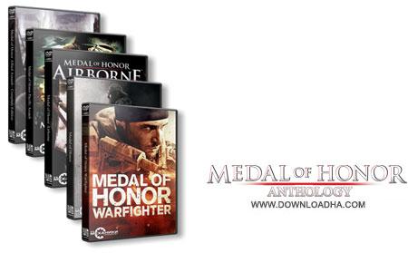 Medal of Honor Anthology دانلود مجموعه بازی های مدال افتخار   Medal of Honor: Anthology 2002 2012