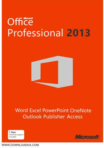 Microsoft Office 2013 دانلود آفیس 2013 به همراه آخرین آپدیت ها Microsoft Office ProPlus 2013 SP1 VL June 2014