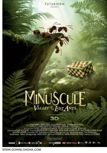 Minuscule The Valley Of The Lost Ants دانلود انیمیشن Minuscule: Valley of the Lost Ants 2013