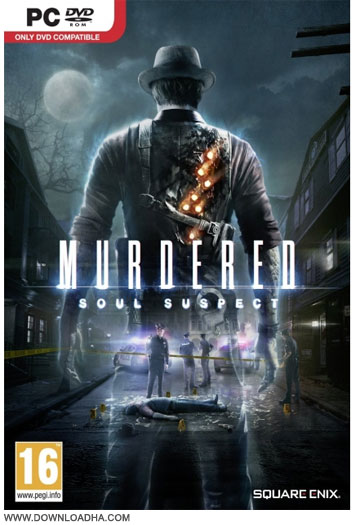 Murdered Soul Suspect PC دانلود بازی Murdered Soul Suspect برای PC