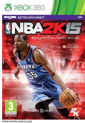 دانلود بازی NBA 2K15 برای XBOX360