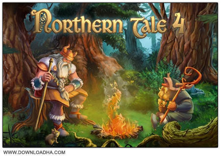 Northern Tale 4 دانلود بازی مدیریتی افسانه شمال 4   Northern Tale 4 v1.0