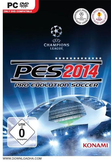 PES 2014 PC دانلود پچ جدید بازی Pes 2014 با عنوان PESEdit 2014 Patch 4.3