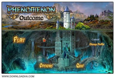 Phenomenon 3 دانلود بازی فکری پدیده 3    Phenomenon 3: Outcome