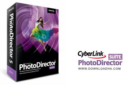 PhotoDirector Suite ویرایش و مدیریت حرفه ای تصاویر با CyberLink PhotoDirector Suite 5.0.5026