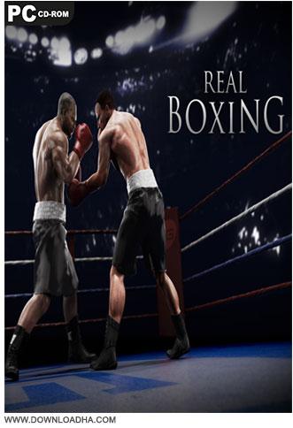 Real Boxing PC Cover دانلود بازی ورزشی بوکس Real Boxing