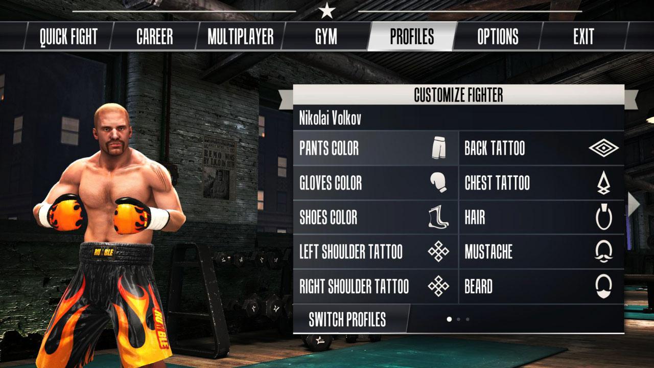 Скачать Real Boxing 2014, RUS,ENG/ENG, Repack от Decepticon …