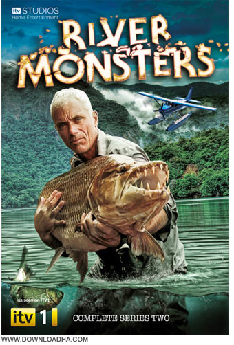River Monsters دانلود مستند River Monsters: Amazon Apocalypse 2014