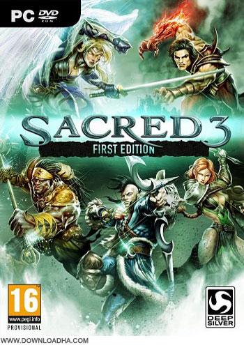 Sacred 3 PC دانلود بازی Sacred 3 برای PC