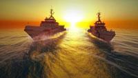 Ship Simulator S4 s بازی شبیه ساز کشتی رانی Ship Simulator Maritime Search and Rescue