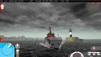 Ship Simulator S6 s بازی شبیه ساز کشتی رانی Ship Simulator Maritime Search and Rescue