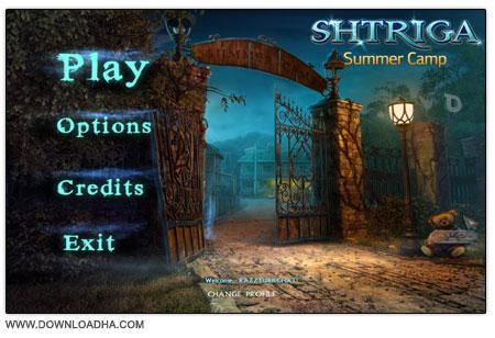 دانلود بازی فکری جادوگر کمپ تابستانی Shtriga Summer Camp