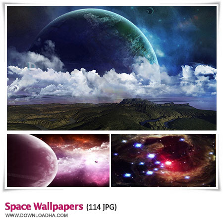 Space Wallpapers مجموعه 114 والپیپر دیدنی با موضوع فضا Space Wallpapers