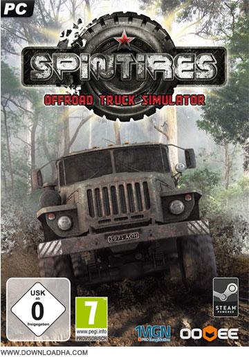 Spintires pC دانلود بازی Spintires برای PC