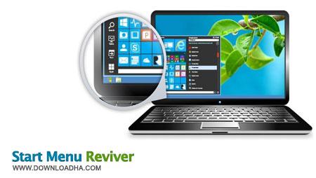 Start Menu Reviver شخصی سازی استارت ویندوز با Start Menu Reviver 2.0.0.82