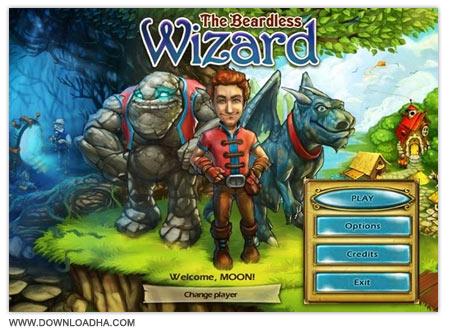 The Beardless Wizard دانلود بازی سرگرم کننده مدیریتی The Beardless Wizard