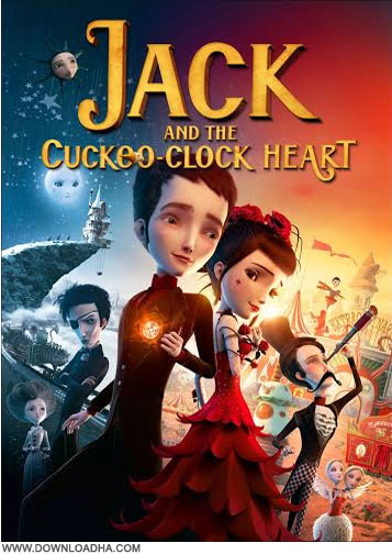 The Boy with the Cuckoo Clock Heart دانلود انیمیشن The Boy with the Cuckoo Clock Heart 2013