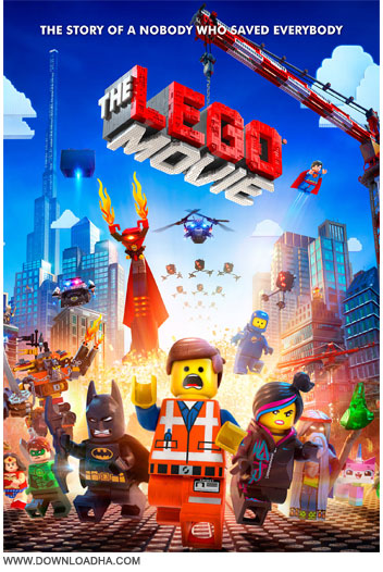 The Lego Movie دانلود انیمیشن The Lego Movie 2014
