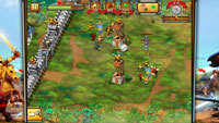 The Wall Medieval Heroes S2 s بازی مدیریتی دیوار: قهرمانان قرون وسطی The Wall: Medieval Heroes