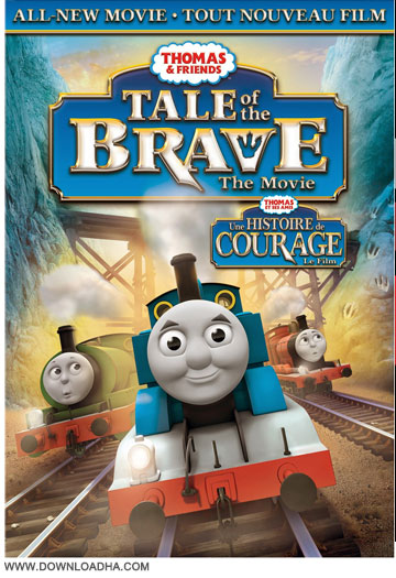 Thomas.and.Friends.Tale.of.the.Brave دانلود انیمیشن Thomas & Friends: Tale of the Brave 2014
