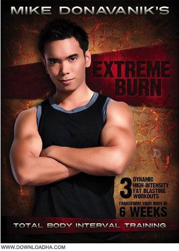 Total Body Interval فیلم تمرینات ورزشی برای کاهش وزن Extreme Burn Total Body Interval