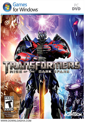 Transformers Rise of the Dark Spark PC دانلود بازی Transformers Rise of the Dark Spark برای PC