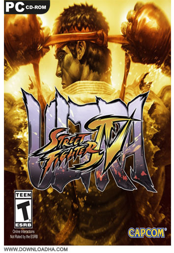 Ultra Street Fighter IV PC دانلود بازی Ultra Street Fighter IV برای PC
