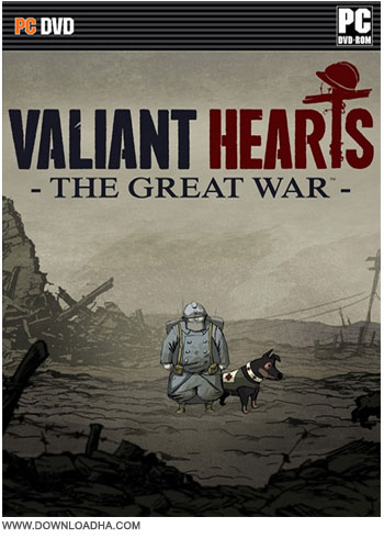 Valiant Hearts The Great War دانلود بازی Valiant Hearts: The Great War برای PC