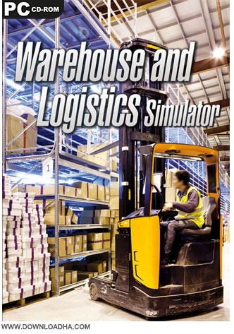 Warehouse and Logistic Simulator دانلود بازی Warehouse and Logistic Simulator برای PC