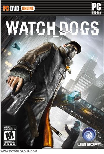 دانلود بازی Watch Dogs برای کامپیوتر