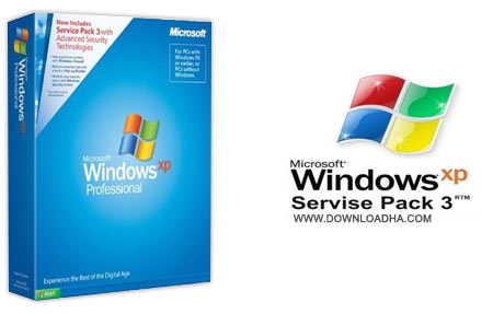 WinXP دانلود ویندوز ایکس پی Windows XP Professional SP3 (x86) Integrated April 2014