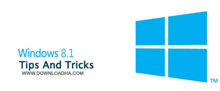 Windows v8.1 Tips And Tricks دانلود فیلم آموزش ترفندهای ویندوز 8.1   Windows 8.1 Tips And Tricks