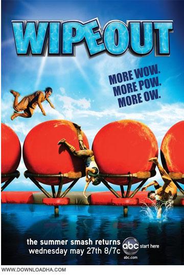 Wipeout US دانلود فصل هفتم مسابقه تلویزیونی وایپ اوت Wipeout US S07 2014