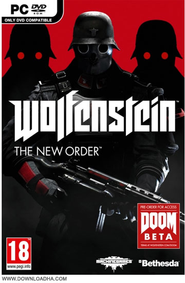 Wolfenstein The New Order دانلود بازی Wolfenstein The New Order برای PC