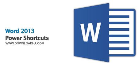 Word 2013 Power Shortcuts فیلم آموزش میانبرهای مفید ورد 2013   Word 2013 Power Shortcuts