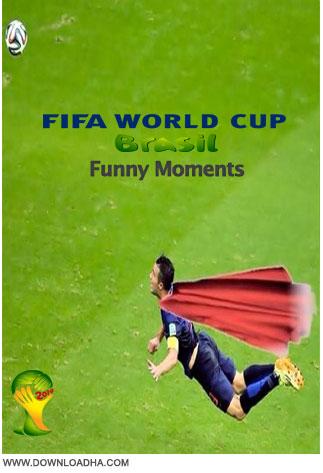 fifa 2014 funny moment دانلود کلیپ لحظات خنده دار جام جهانی 2014   Fifa World Cup 2014 Funny Moments